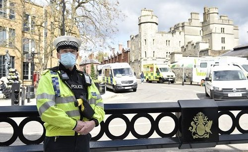 Prince Philip's funeral: TVP keeping it safe
