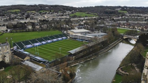Bath Rugby make significant change to stadium plans