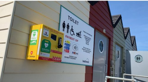 Are the toilets letting down visits to the English Riviera?