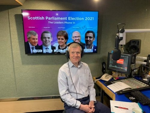 Willie Rennie rejects 3rd option for Indyref2