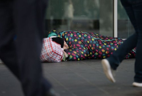 More than 800 households are homeless or 'at risk' in Cornwall