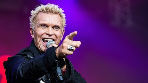 Billy Idol recalls the 'exciting' yet 'weird' times of the 1980s