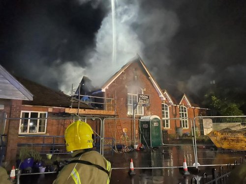 Wiltshire school 'overwhelmed' with support after serious fire