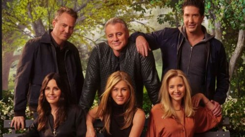 The Friends reunion airs in the UK TONIGHT 🙌