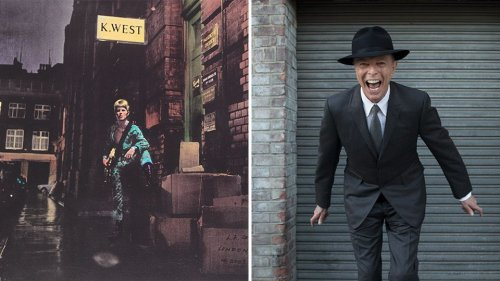 David Bowie pop-up shop opens in London for his 75th birthday