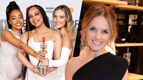 Spice Girls' Geri Horner sent Little Mix flowers after BRITs victory