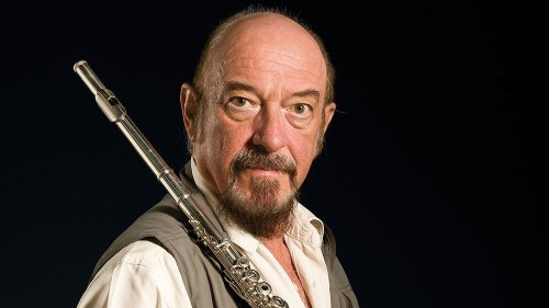 Ian Anderson recalls Jethro Tull's shock win over Metallica at The Grammys
