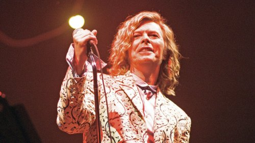David Bowie film set for first UK release
