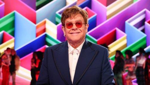 Elton John reschedules 2021 Farewell Yellow Brick Road UK tour dates