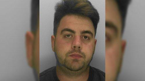 Man involved in JCB ram-raid on Henfield bank branch jailed