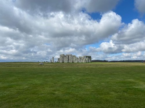 Stonehenge welcomes back first visitors in over 3 months