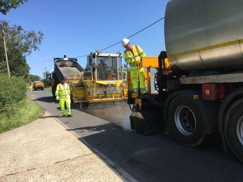 £1.3 million summer makeover for East Sussex roads