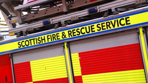 Caledonian sleeper fire causing major train disruption