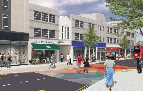 Major Brighton city centre road to get revamp