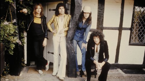 Queen: A celebration of the legendary band in pictures