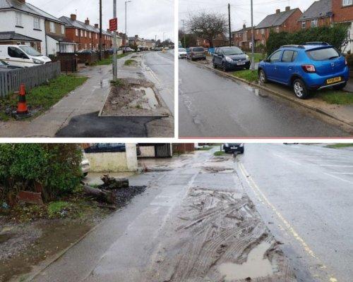 Committee urges Swindon verges repair fund