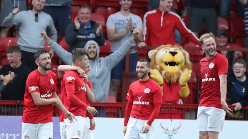 Europa Conference League: Hale strike gives Larne historic win