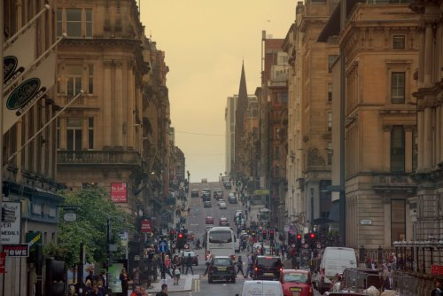 Glasgow moves forward with plans to ban the most polluting vehicles
