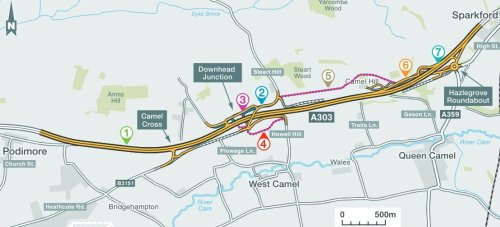 'Biggest investment in our road network for a generation' close to starting on A303