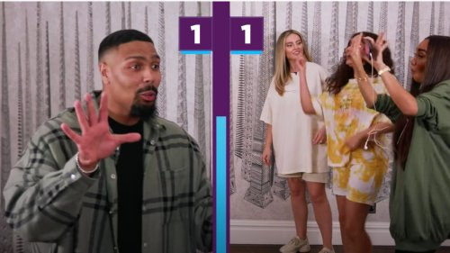 Jordan & Perri take on Little Mix in hilarious game of KISSTORY Dance Charades