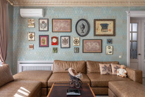 5 How to Give Your Home A Retro Vibe