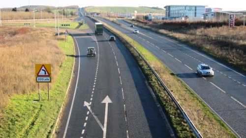 Study shows Wiltshire is safest place to drive in England and Wales