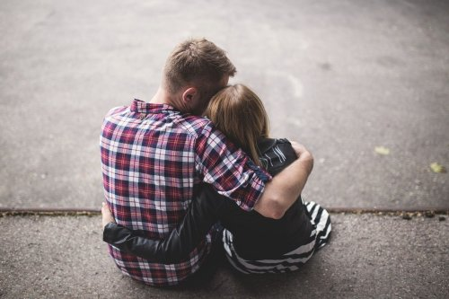 Hugging a huge boost for people's wellbeing, say experts