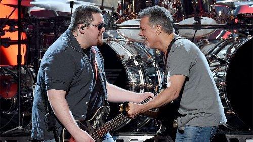 Wolfgang Van Halen reveals the Peter Gabriel song that reminds him of dad Eddie