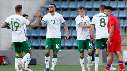 FOOTBALL: Parrott at the double as Kenny gets first win