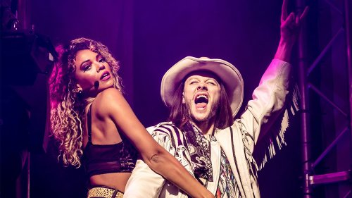 Kevin Clifton returns to Rock of Ages for new UK tour 🎸