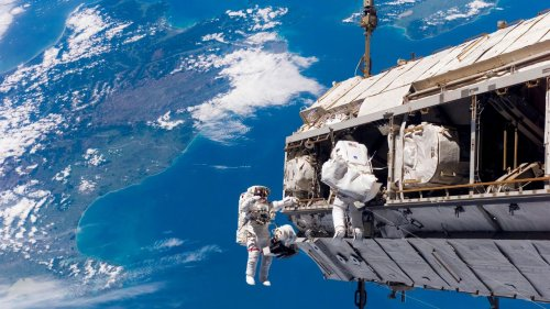 How to spot the International Space Station flying above NI this week