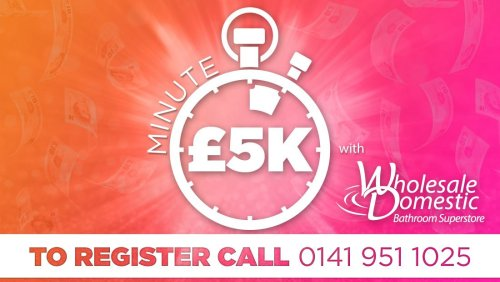 5k Minute - Wednesday 7th April