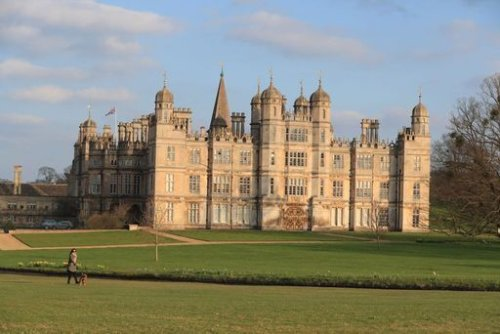 Organisers of the Burghley Horse Trials 'couldn't take the financial risk' of the event being cancelled late on