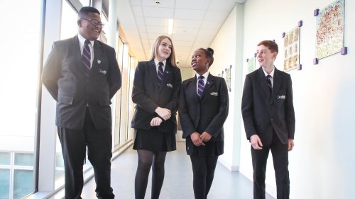 Academy trust hopes to cut uniform costs by launching recycling scheme