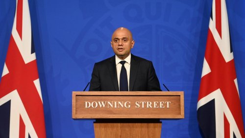 Sajid Javid: This pandemic is not over but it's not time for 'Plan B'