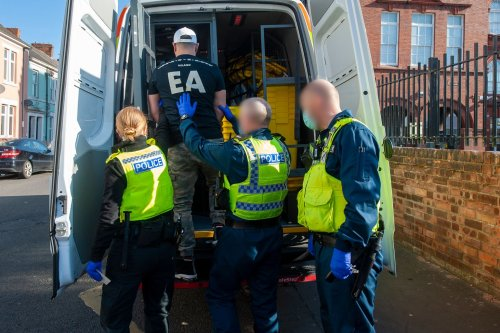 Three suspected human traffickers arrested during raids in Newcastle