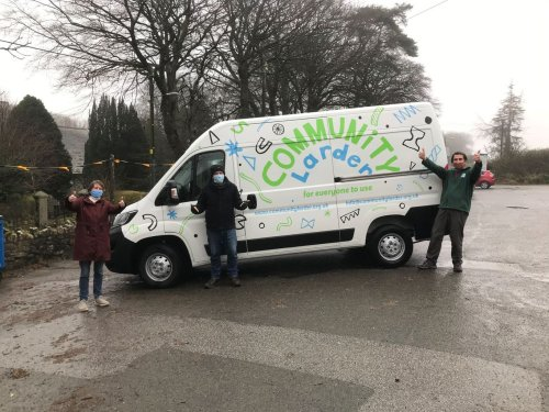 Cornwall's Community Larder network grows thanks to cash grant