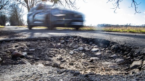 Derbyshire County Council leader fighting for more funding to fix county's roads