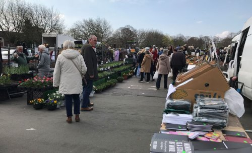 No more free parking for Dorchester car boot sales