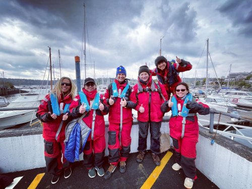 Sailing trips offered to help NHS critical care teams in Cornwall decompress after Covid