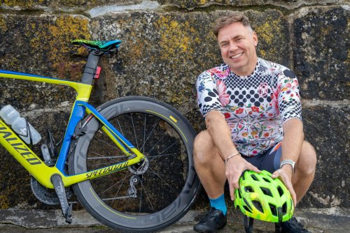Cornwall business leader among 100 cyclists making epic climate change ride to COP26