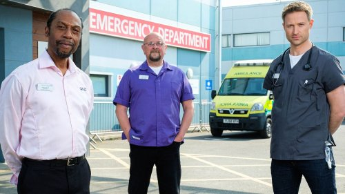 Casualty drop dramatic trailer ahead of 35th anniversary special 😱