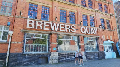 Sale of Weymouth's Brewers Quay could be frozen