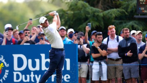 Irish Open: 'I was stuck in neutral' disappointing return for Rory McIlroy
