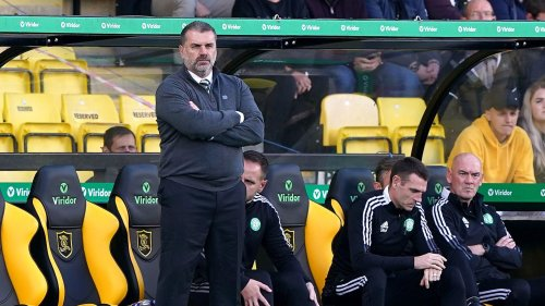 Ange Postecoglou unimpressed by Celtic's attacking display at Livingston