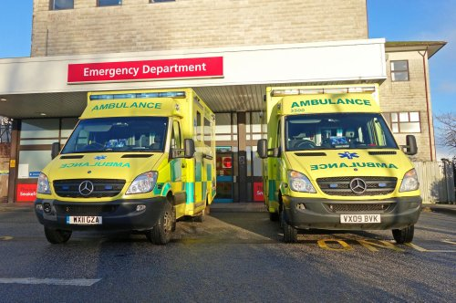 """North West hospitals facing """"triple whammy"""" of pressures"""