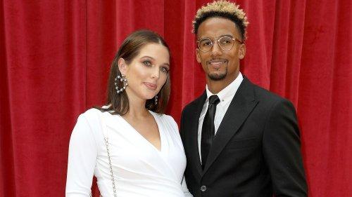 Corrie's Helen Flanagan hints at secret wedding with footballer fiancée 👰