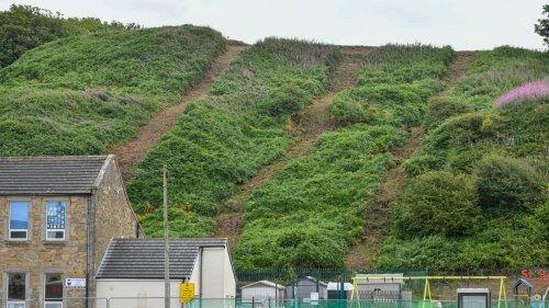 "Parton landslide: ""Unlikely"" children will return to St Bridget's Primary School in September"
