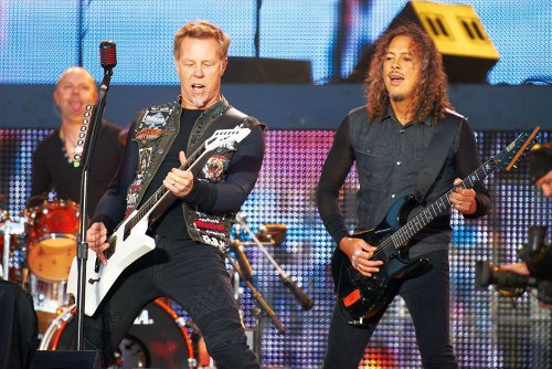 Metallica, Rammstein, Iron Maiden and more for Download Festival TV special