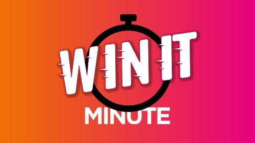 Dan & Grace's Win It Minute